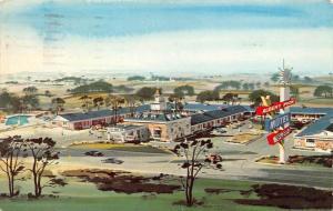 8514  IL Rockford   Aerial View  Albert Pick Motel
