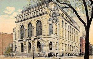 Music Hall Troy, New York, USA Theater Unused