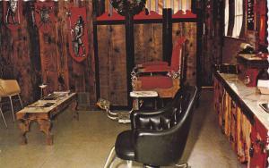 Knight Barber Shop , SARDIS , B.C. , Canada , 50-60s