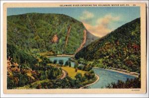 Delaware River, Delaware Water Gap PA