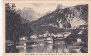 MOLVENO e il Suo Lago (Trentino) ,  Italy , 1910s e le Dolomiti di Brenta #2