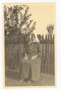 RP: Native peasant woman, Poland 20-30s