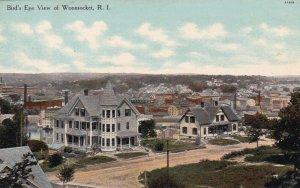WOONSOCKET , Rhode Island, 1900-10s