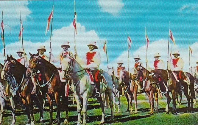 Barbados Royal Mounted Police