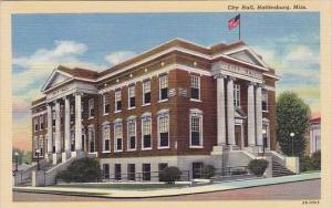 City Hall Hattiesburg Mississippi