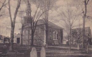 Built In 1767 Christ Church Alexandria Virginia Albertype