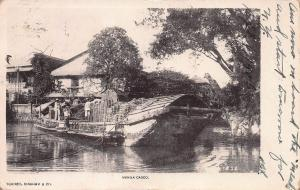 Manila Casco, Manila, U.S. Philippines, Very Early Postcard, Used in 1906