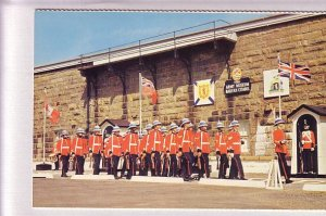 Army Museum, Halifax Citadel, Nova Scotia, Militia Regiment