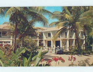 Pinhole Damage Pre-1980 KOROLEVU BEACH HOTEL Korolevu Fiji B3654