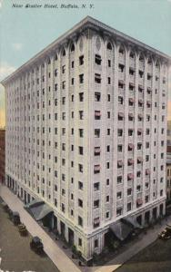 New York Buffalo New Statler Hotel
