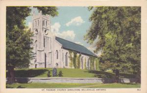 St Thomas Church (Anglican) , BELLEVILLE , Ontario , Canada , 30-40s
