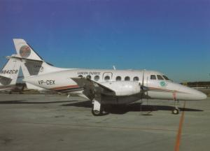 CANCUN EXPRESS, BAE Jetstream 32 EP, unused Postcard