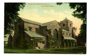 MA - Hopedale. Hopedale Memorial Church