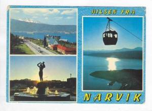Three Views Of Hilsen Fra, Narvik, Norway, 1940-1960s