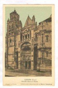 GISORS (Eure), France, 1910s ; Eglise
