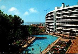 Spain Torremolinos Hotel Las Palomas 1972
