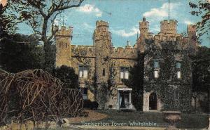 Whitstable Tankerton Tower Postcard