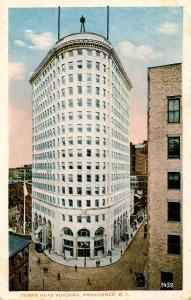 RI - Providence.  Turks Head Building