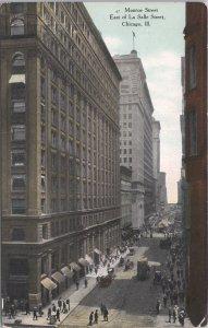 Chicago, Ill., Monroe Street, East of La Salle Street -