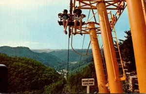 Kentucky Slade Sky Lift Natural Bridge State Park