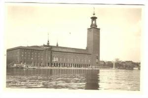 RP; Stockholm, Stadshuset, Sweden, 10-20s