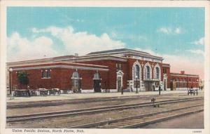 Union Pacific Station North Platte Nebraska