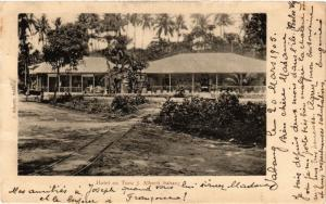 INDONESIA PC DUTCH INDIES Hotel en Toco J. Alberti Sabang Sumatra (a1542)