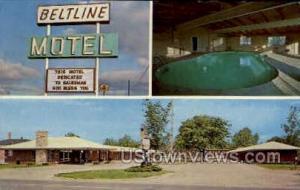 Beltline Motel Grand Rapids MI Unused