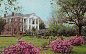 Rosalie Built 1820 Natchez Mississippi
