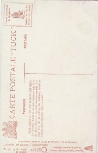 NICE, France, 1900-10s; Entree Du Port , TUCK 762 P No 12