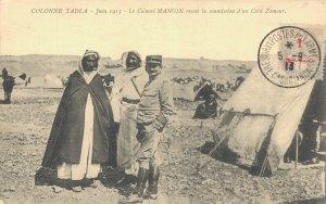 Morocco Column Tadla Colonel Mangin 06.69