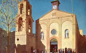 Mexico - Juarez. Principal School