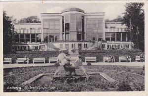 Aalborg. Kilderestauranten , Denmark , 1910-20s