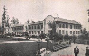 Machinery Hall, Alaska-Yukon-Pacific Expo, Seattle, WA.,1909, Official Postcard