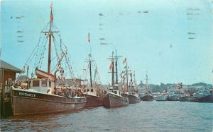 Galilee Rhode Island~Blessing of the Fishing Fleet~Annual Festival~1960s PC