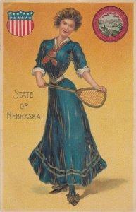 State Girl , NEBRASKA , 00-10s