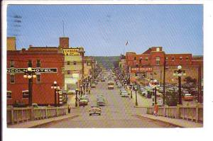 Main St, Prince Albert, Saskatchewan, Used Locally 1966