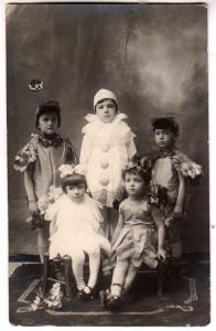 Halloween, Kids in Costume, ? Romania ?