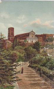 Firenze, S. Miniato, Tuscana, Italy, 00-10s