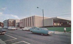 Post Office , HICKORY , North Carolina , 50-60s