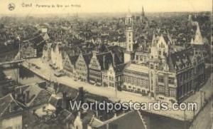 Gand, Belgium, België, la Belgique, Belgien Quai aux Herbes  Quai aux Herbes
