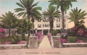 ST. AUGUSTINE, Florida; The Buckingham Hotel, 00-10s