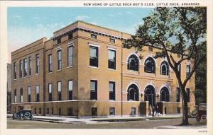 New Home Of Little Rock Boy's Club Little Rock Arkansas
