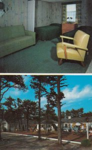 DEL-RAY BY THE SEA , Cape Cod , Mass. , 1950-60s ; Resort Motel