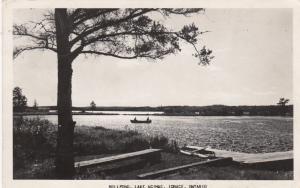 RP, Boat, Millpond, Lake Agimac, Ignace, Ontario, Canada, PU-1953