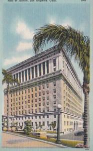 California Los Angeles Hall Of Justice