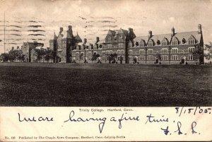 Connecticut Hartford Trinity College 1905