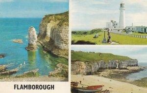 FLAMBOROUGH , UK , 50-60s ; Lighthouse