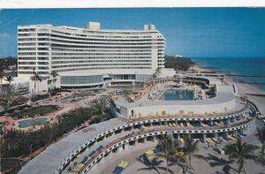 Fontainebleau Hotel,  Miami Beach,  Florida,   40-60s