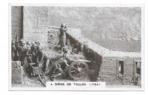 Siege de Toulon by Mastroianni A Noyer Paris France 1911 Napoleon No 2 Postcard